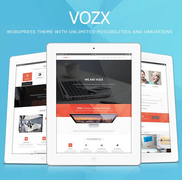 Vozx - Multipurpose & Event WordPress Theme - 1  Download Vozx – Multipurpose & Event WordPress Theme nulled vozx description 1
