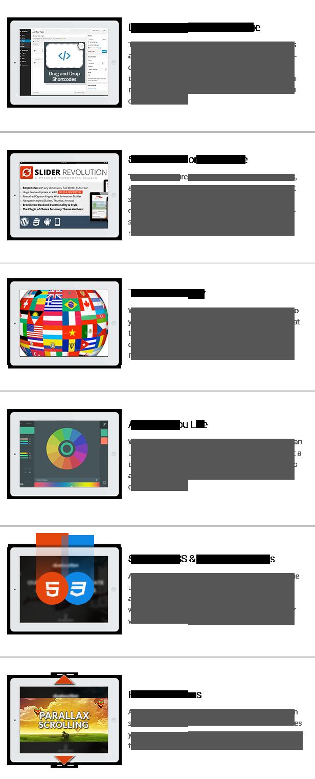 Vozx - Multipurpose & Event WordPress Theme - 2  Download Vozx – Multipurpose & Event WordPress Theme nulled vozx description 2